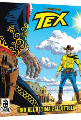 Copertina di Tex Fino All'ultima Pallottola