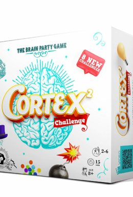 Copertina di Cortex 2 Challenge