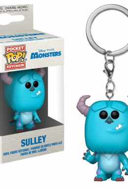 Copertina di Sulley – Monsters – Pocket Pop Keychain