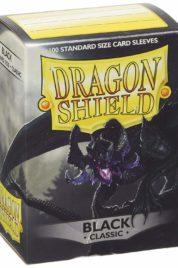 Dragon Shield – Black Classic 100 pz