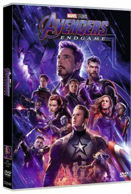 Copertina di Marvel Studios – Avengers Endgame – DVD