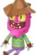 Rick & Morty Scary Terry Plush