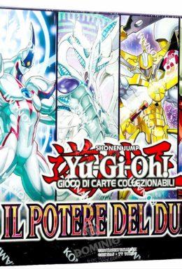Copertina di Yu-Gi-Oh! – Il potere del duello