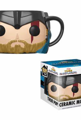 Copertina di Thor Ragnarok Thor Pop Mug