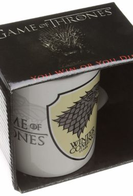 Copertina di Game Of Thrones Mug Stark
