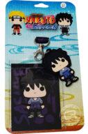 Naruto Shippuden Sasuke Uchiha Lanyard Funko Pop!