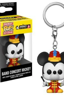 Copertina di Mickey Mouse – Mickey The True Original 90 Years – Pocket Pop Keychain