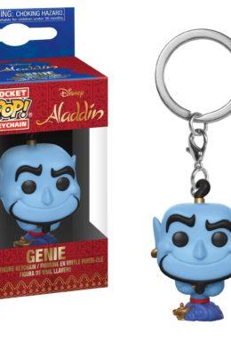 Copertina di Genie – Aladdin – Pocket Pop Keychain