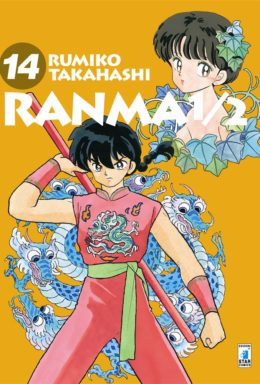 Copertina di Ranma 1/2 New Edition n.14 – Neverland 322