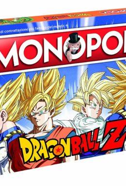 Copertina di Monopoly Dragon Ball Versione Ita
