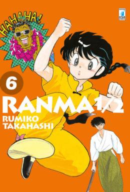 Copertina di Ranma 1/2 New Edition n.6 – Neverland 314