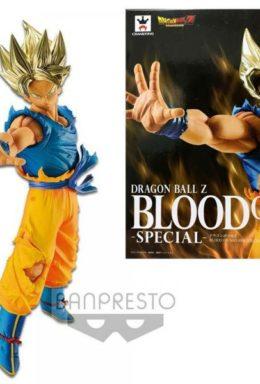 Copertina di Dragon Ball Z Blood Saiyan Goku SS