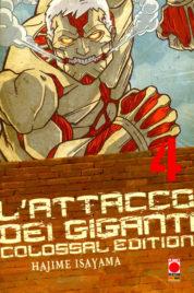 Attacco dei giganti Colossal Edition n.4