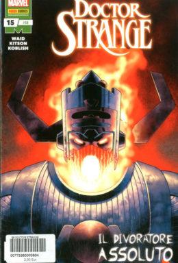 Copertina di Doctor Strange n.58 – Doctor Strange 15