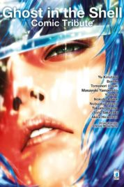 The ghost in the shell – Comic Tribute