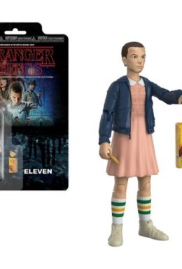 Copertina di Stranger Things – Collectibles Action Figures – Eleven