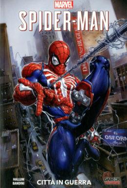 Copertina di Marvel's Spider-Man 1: La Città in Guerra