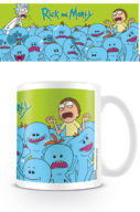 Rick And Morty Wrecked Son Mug