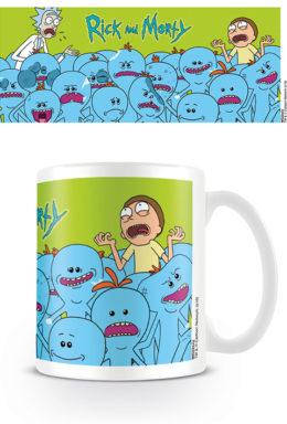 Copertina di Rick And Morty Wrecked Son Mug