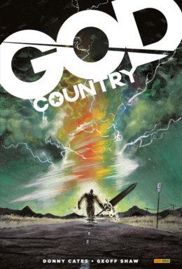 Copertina di God Country