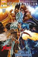 I Nuovissimi X-Men n.69 – X-Men Blu n.18: Extermination 1