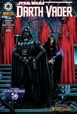 Copertina di Darth Vader n.19