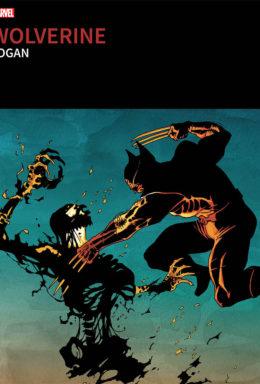 Copertina di Wolverine – Logan