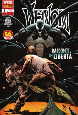 Copertina di Venom 25 – Venom n.8