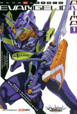 Copertina di Neon Genesis Evangelion – Anima 1
