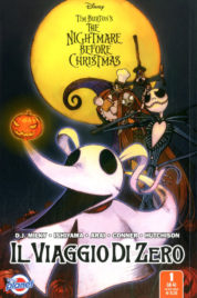 Disney Planet presenta: Tim Burton's The Nightmare Before Christmas – Il Viaggio Zero