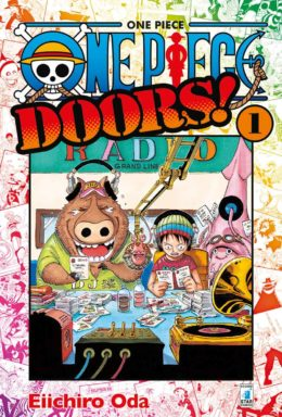 Copertina di One Piece Doors! 1