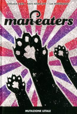 Copertina di Man-Eaters 1 – Mutazione Letale