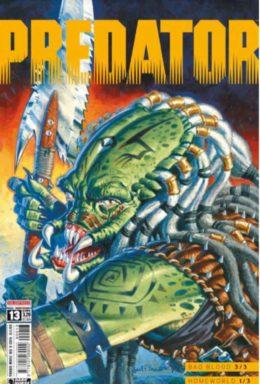 Copertina di Predator n.13