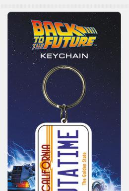 Copertina di Back to the Future Keychain