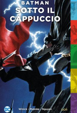 Copertina di Dc Pop – Batman sotto il cappuccio
