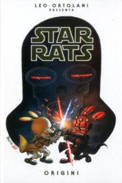 Star Rats Trilogia Prequel A Colori