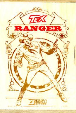 Copertina di Tex Ranger Box