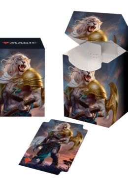 Copertina di Ultra Pro – Pro-100+ Deck Box – Magic: The Gathering – Core Set 2020 V2