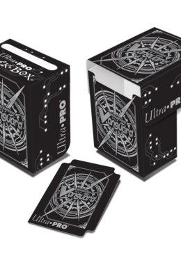 Copertina di Ultra Pro Vanguard – Deck Box – Nero
