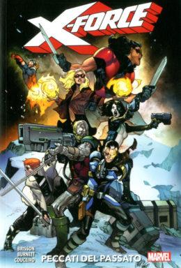Copertina di X-Force 1 – Peccati Del Passato