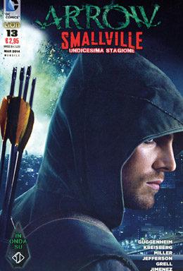 Copertina di Arrow/Smallville n.13