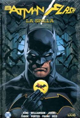 Copertina di Batman/Flash La Spilla Cover Batman