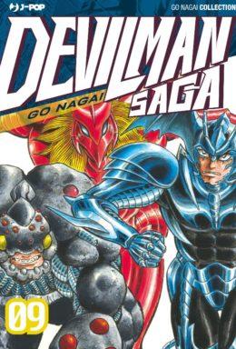 Copertina di Devilman Saga n.9