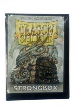 Copertina di Dragon Shield – Strong Box – Black