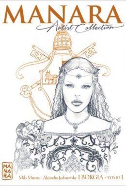 Copertina di Manara Artist Collection n.6