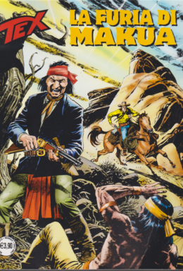 Copertina di Tex n.709