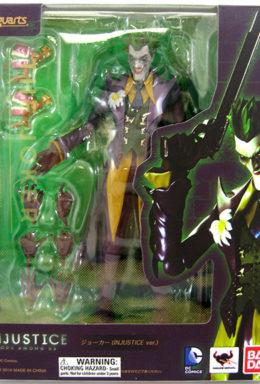 Copertina di Batman Injustice Joker Figuarts