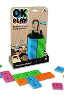 Copertina di OK Play