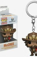 McCree – Overwatch – Pocket Pop Keychain