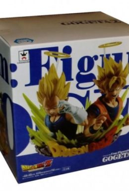 Copertina di Dragon Ball Z Com: Figuration Gogeta vol.2